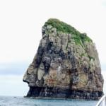 【甑島へ家族旅行】2日目(民宿・とと家、観光船かのこ、寿し膳かのこ、親戚のおじさん家)